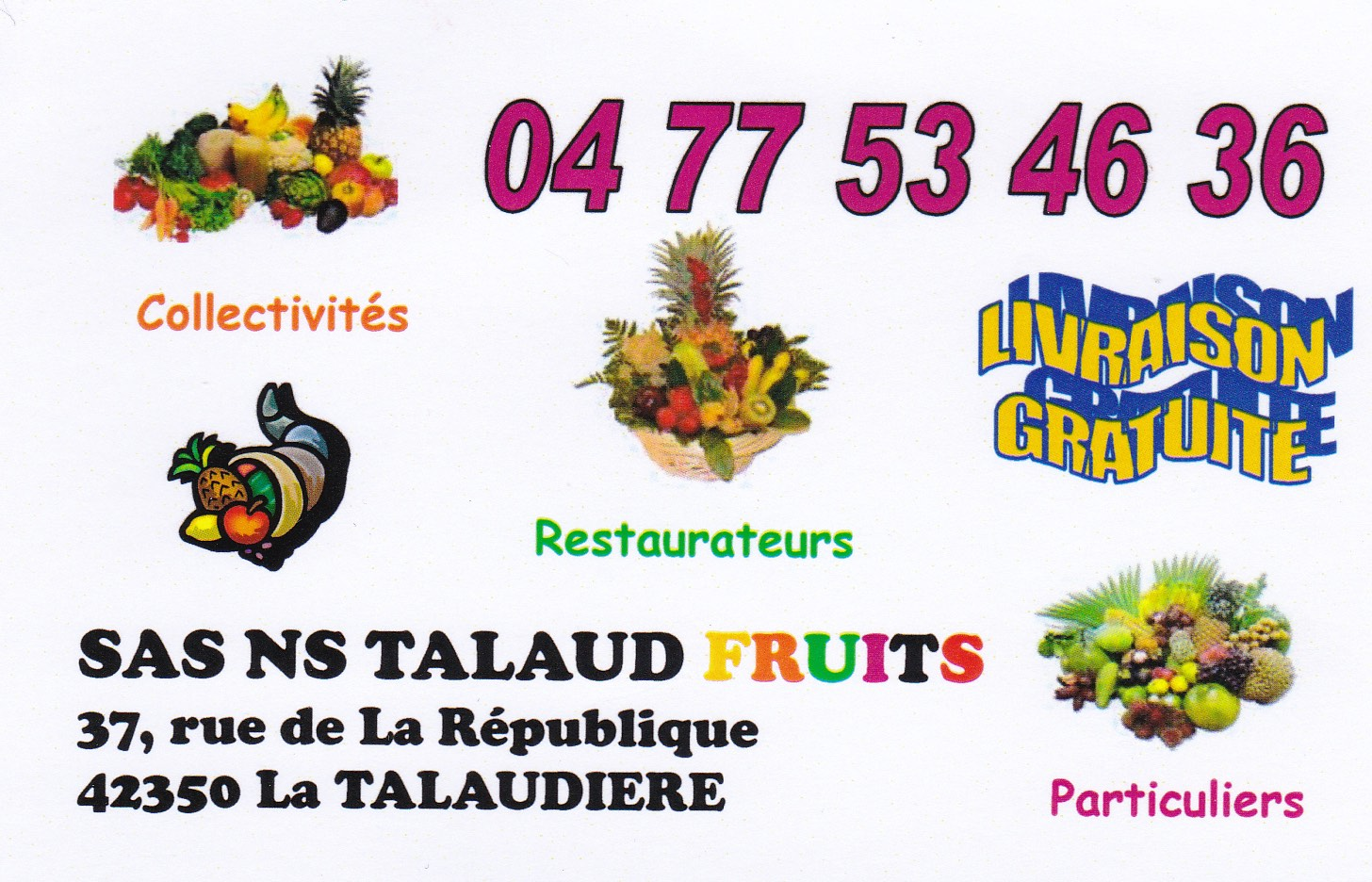 Talaud Fruits