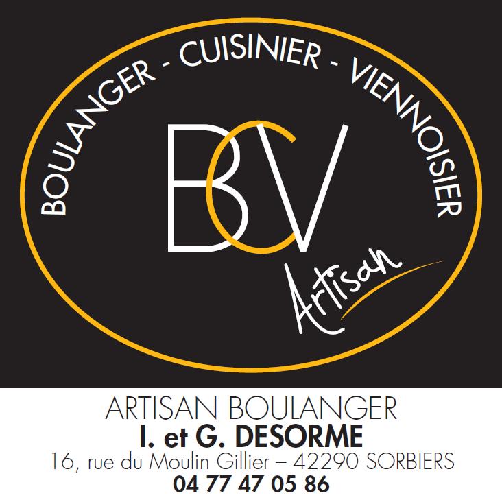 Boulangerie BCV - Desorme