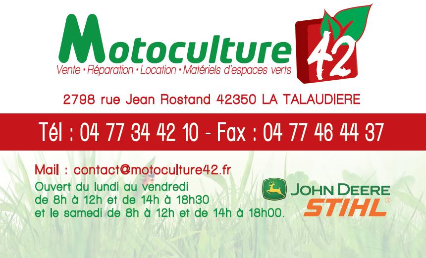 Motoculture 42