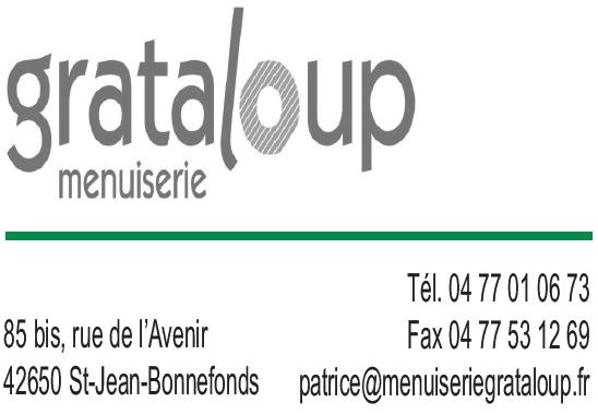 Menuiserie Grataloup