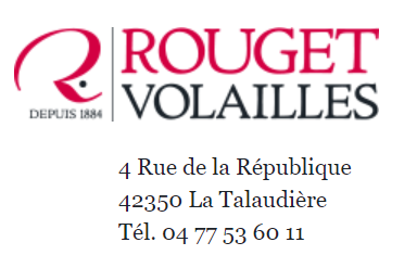 Rouget volailles