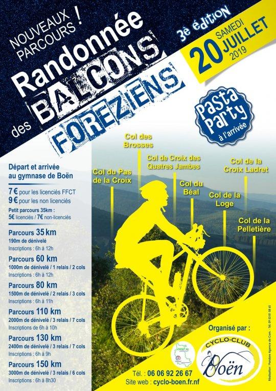 Les Balcons Foréziens @ Gymnase | Boën-sur-Lignon | Auvergne-Rhône-Alpes | France