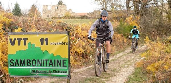 La Sambonitaine @ Saint-Bonnet-le-Château | Auvergne-Rhône-Alpes | France