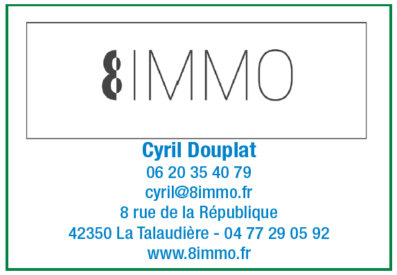 8 Immo Agence immobilière