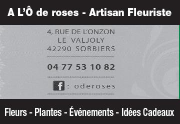 A l'Ô de roses