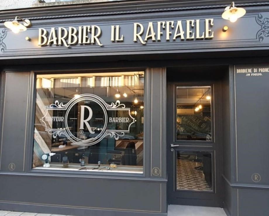 Barbier IL RAFAFAELE