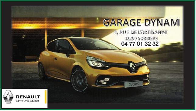 Dynam Garage